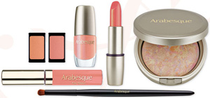 Arabesque Make-up products